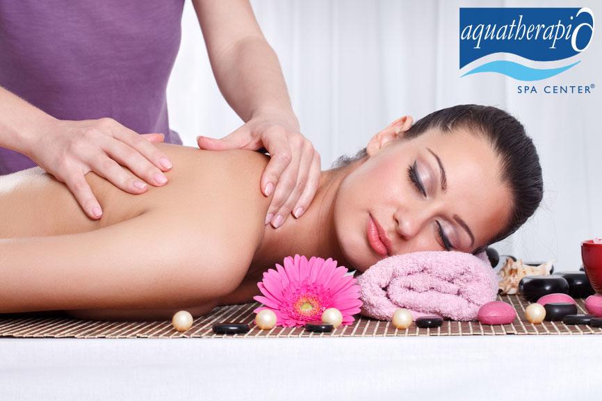 Descubre los masajes en Salamanca con #SensacionesAquatherapia