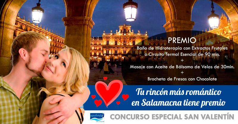 Tu rincón más romántico de Salamanca tiene premios