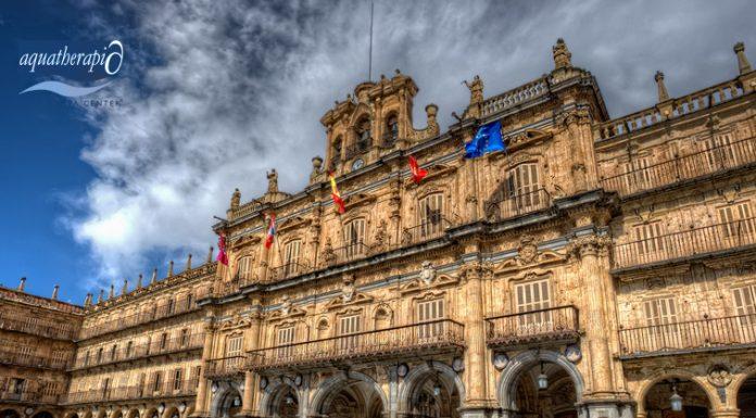 hoteles con spa en Salamanca