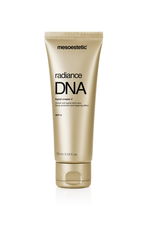 Radiance DNA hand cream SPF15